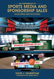 sports media and sponsorship sales book